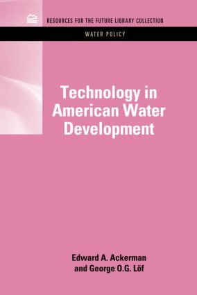 RFF Water Policy Set book cover
