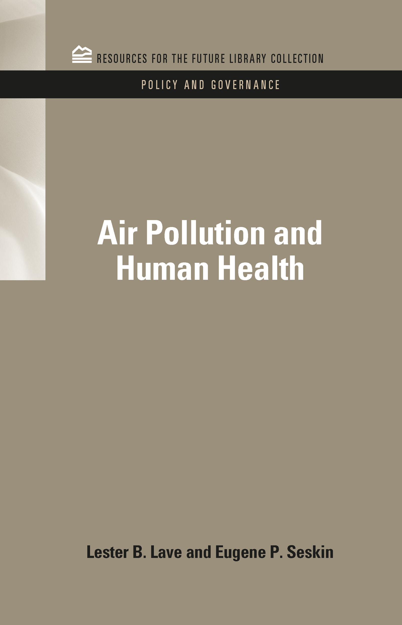 Air Pollution and Human Health (Hardback) book cover