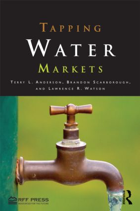 Tapping Water Markets (Paperback) book cover