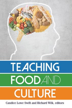 Teaching Food and Culture: 1st Edition (Paperback) book cover