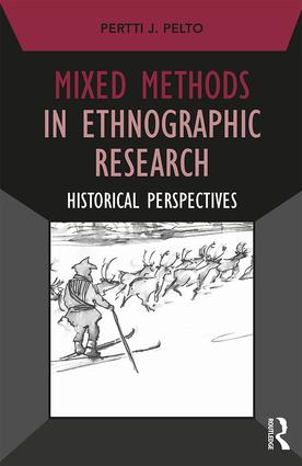 Mixed Methods in Ethnographic Research: Historical Perspectives book cover