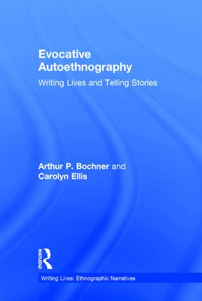 Session Two: The Rise of Autoethnography