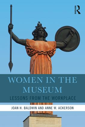 Women in the Museum: Lessons from the Workplace book cover