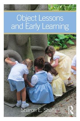 Object Lessons and Early Learning (Paperback) book cover