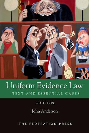 Uniform Evidence Law book cover