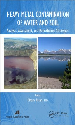 Heavy Metal Contamination of Water and Soil: Analysis, Assessment, and Remediation Strategies, 1st Edition (Hardback) book cover