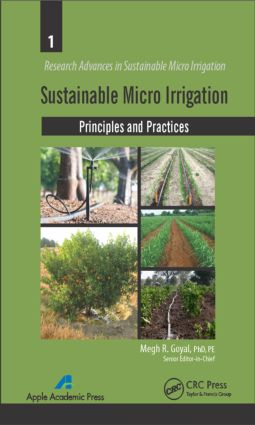 Sustainable Micro Irrigation: Principles and Practices book cover