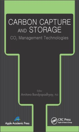Carbon Capture and Storage: CO2 Management Technologies, 1st Edition (Hardback) book cover