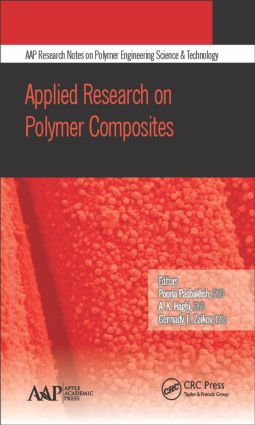 Applied Research on Polymer Composites: 1st Edition (Hardback) book cover