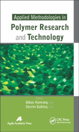 Applied Methodologies in Polymer Research and Technology: 1st Edition (Hardback) book cover