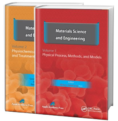 Materials Science and Engineering: Volumes 1 and 2 (two volume set), 1st Edition (Hardback) book cover