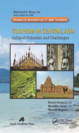 Tourism in Central Asia: Cultural Potential and Challenges book cover