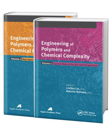 Engineering of Polymers and Chemical Complexity, Two-Volume Set: 1st Edition (Hardback) book cover