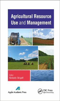 Agricultural Resource Use and Management: 1st Edition (Hardback) book cover