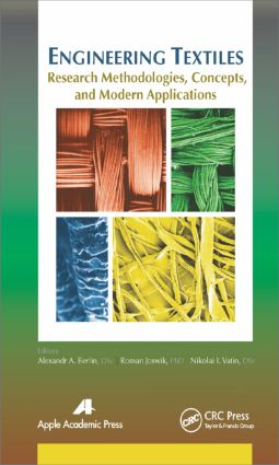 Engineering Textiles: Research Methodologies, Concepts, and Modern Applications, 1st Edition (Hardback) book cover