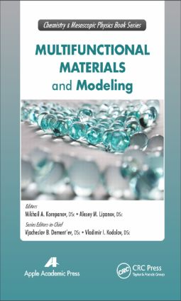 Multifunctional Materials and Modeling book cover