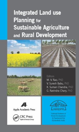 Integrated Land Use Planning for Sustainable Agriculture and Rural Development book cover