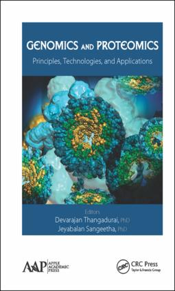 Genomics and Proteomics: Principles, Technologies, and Applications, 1st Edition (Hardback) book cover