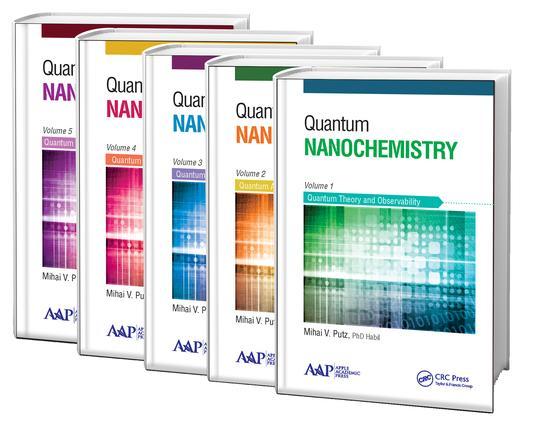 Quantum Nanochemistry - Five Volume Set: 1st Edition (Hardback) book cover