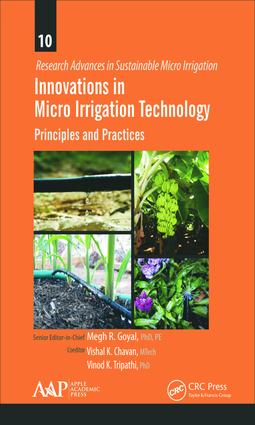 Innovations in Micro Irrigation Technology: 1st Edition (Hardback) book cover