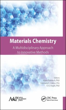 Materials Chemistry: A Multidisciplinary Approach to Innovative Methods, 1st Edition (Hardback) book cover