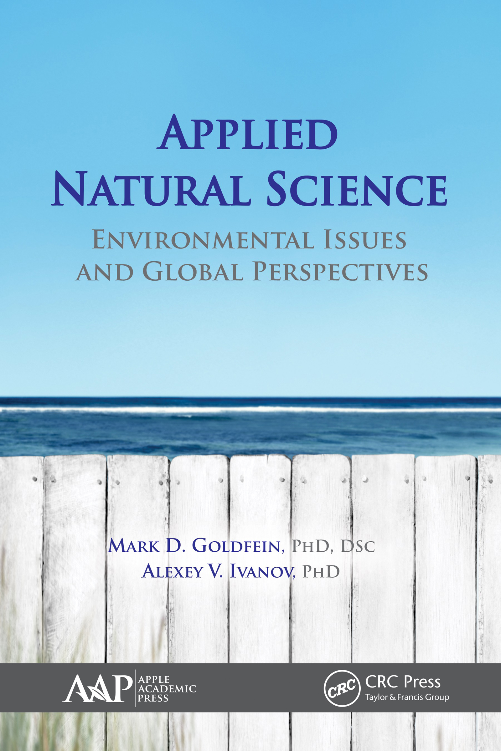 Applied Natural Science: Environmental Issues and Global Perspectives, 1st Edition (Hardback) book cover