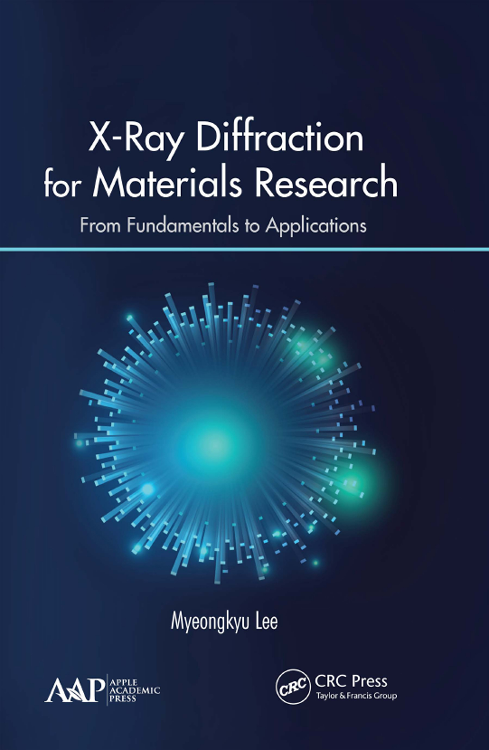 X-Ray Diffraction for Materials Research: From Fundamentals to Applications, 1st Edition (Hardback) book cover