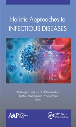 Holistic Approaches to Infectious Diseases: 1st Edition (Hardback) book cover