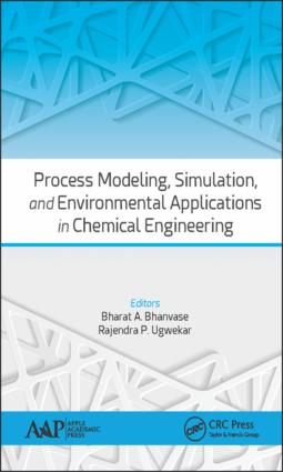 Process Modeling, Simulation, and Environmental Applications in Chemical Engineering: 1st Edition (Hardback) book cover