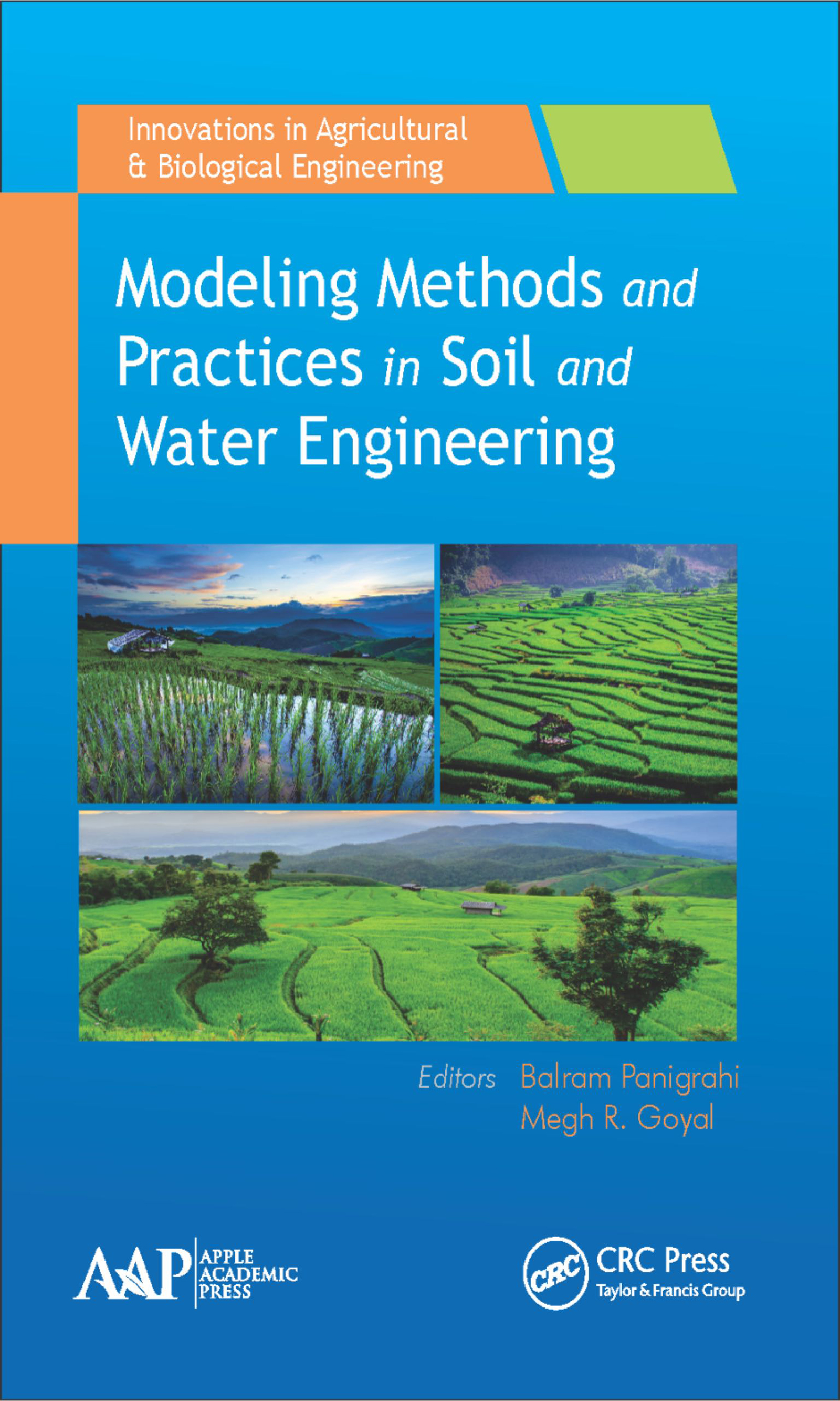 Modeling Methods and Practices in Soil and Water Engineering: 1st Edition (Hardback) book cover