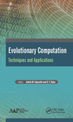 Evolutionary Computation: Techniques and Applications, 1st Edition (Hardback) book cover