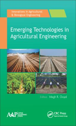 Emerging Technologies in Agricultural Engineering: 1st Edition (Hardback) book cover