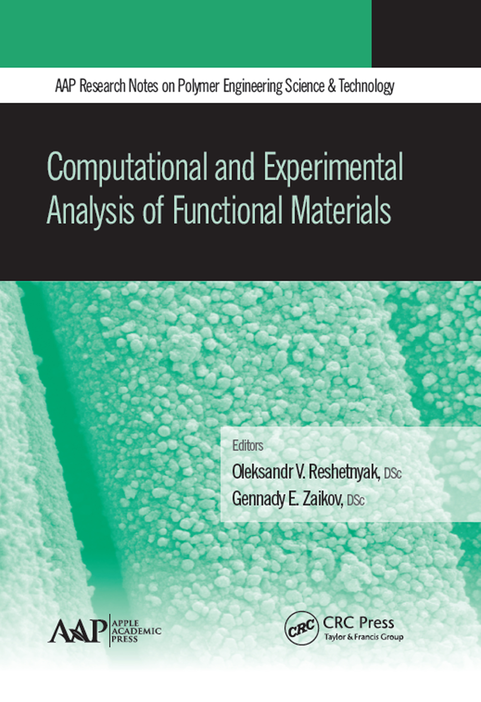 Computational and Experimental Analysis of Functional Materials: 1st Edition (Hardback) book cover