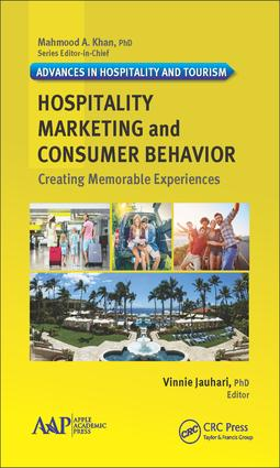 Hospitality Marketing and Consumer Behavior: Creating Memorable Experiences book cover