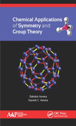 Chemical Applications of Symmetry and Group Theory: 1st Edition (Hardback) book cover