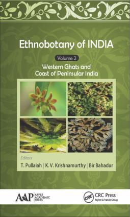 Ethnobotany of India, Volume 2: Western Ghats and West Coast of Peninsular India book cover