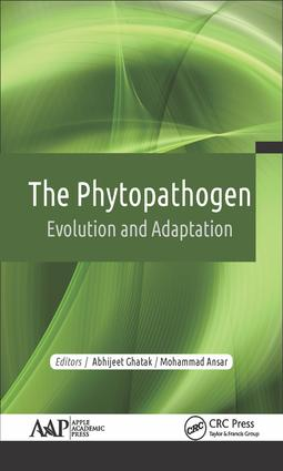 The Phytopathogen: Evolution and Adaptation, 1st Edition (Hardback) book cover