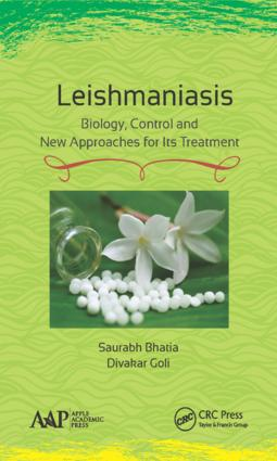 Leishmaniasis: Biology, Control and New Approaches for Its Treatment, 1st Edition (Hardback) book cover