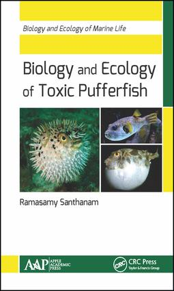 Biology and Ecology of Toxic Pufferfish book cover