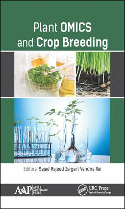 Plant OMICS and Crop Breeding: 1st Edition (Hardback) book cover