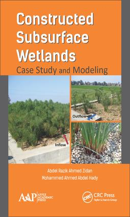 Constructed Subsurface Wetlands: Case Study and Modeling, 1st Edition (Hardback) book cover