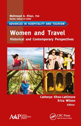 Women and Travel: Historical and Contemporary Perspectives, 1st Edition (Hardback) book cover