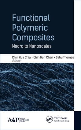 Functional Polymeric Composites: Macro to Nanoscales, 1st Edition (Hardback) book cover