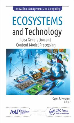 Ecosystems and Technology: Idea Generation and Content Model Processing, 1st Edition (Hardback) book cover
