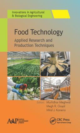 Food Technology: Applied Research and Production Techniques, 1st Edition (e-Book) book cover