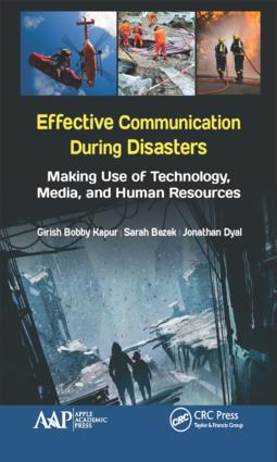 Effective Communication During Disasters: Making Use of Technology, Media, and Human Resources book cover