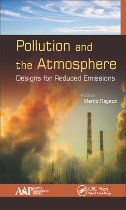 Pollution and the Atmosphere: Designs for Reduced Emissions, 1st Edition (Hardback) book cover