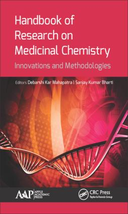 Handbook of Research on Medicinal Chemistry: Innovations and Methodologies book cover