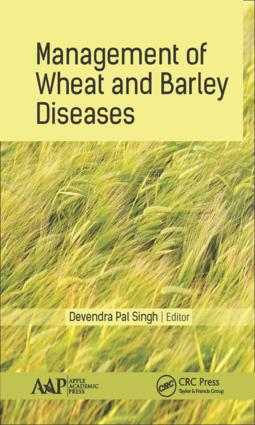 Management of Wheat and Barley Diseases: 1st Edition (Hardback) book cover