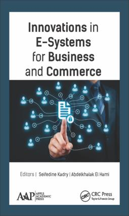 Innovations in E-Systems for Business and Commerce: 1st Edition (Hardback) book cover